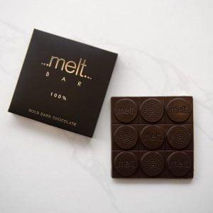 Melt's 100% Bold Dark Bar
